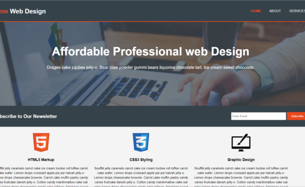 Acme web design